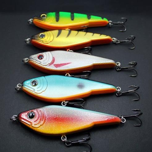 Bass fishing jerkbaits reviews online shopping reviews for Bass fishing jerkbaits