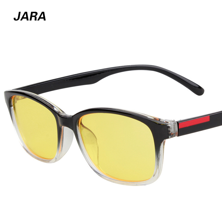 Гаджет  JARA men and women fashion style anti-fatigue radiation protection glasses Prevent blu-ray computer games to protect eye glasses None Одежда и аксессуары