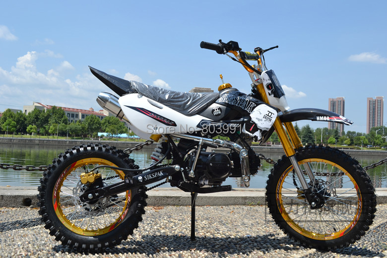 Woqulima 125cc motorcycle off-road motorcycle ktm double beam frame(China (Mainland))
