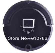 Brand New 2012 /4 In 1 Multifunctional Vacuum Robot Cleaner (Sweep,Vacuum,Mop,Sterilize),LCD,Touch Button,Schedule