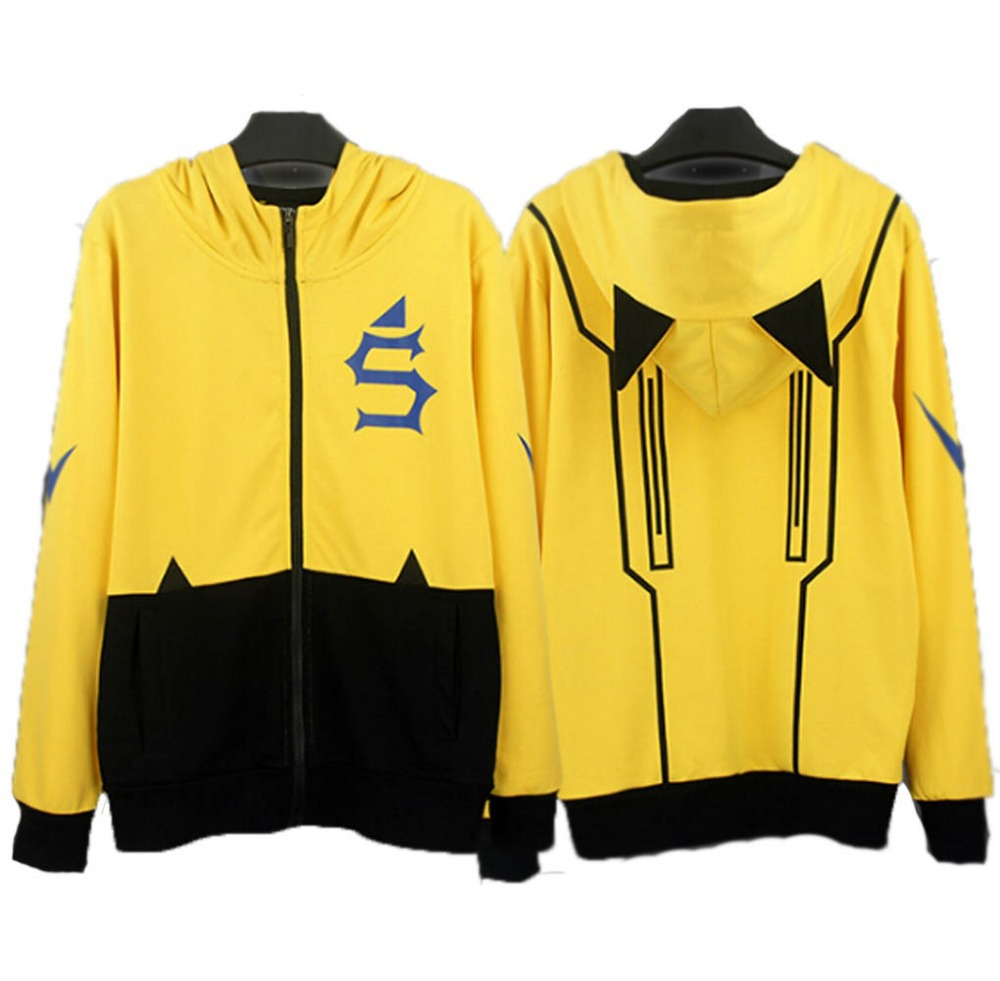 DuRaRaRa Celty Sturluson Cosplay Orihara Izaya Costume Cotton hoodie jacket coatОдежда и ак�е��уары<br><br><br>Aliexpress