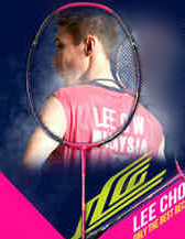 New 2014 onexx brand new Lee chongwei badminton racket VOLTRIC Z-FORCE II pink rackets carbono VT ZF II raquetes with grip