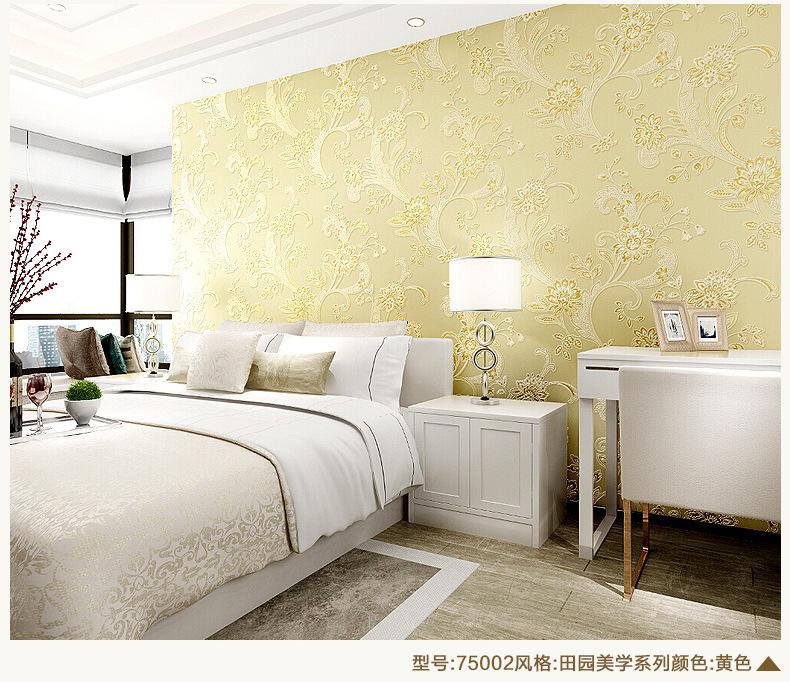 papel de parede damask 3d wallpaper background wall