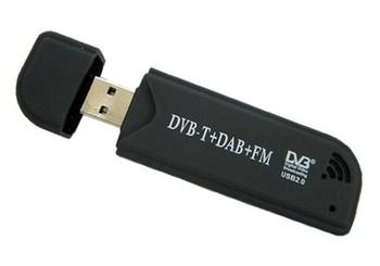 Hot! USB DVB-T HDTV Tuner Stick Dongle FM+DAB dongle receiver RTL2832U+R820T