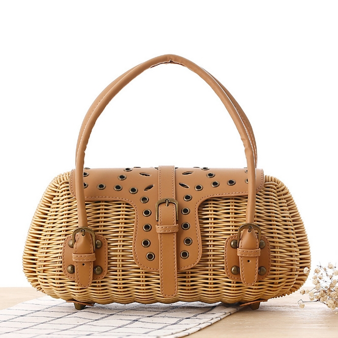 Online Buy Wholesale Rattan Bags From China Rattan Bags