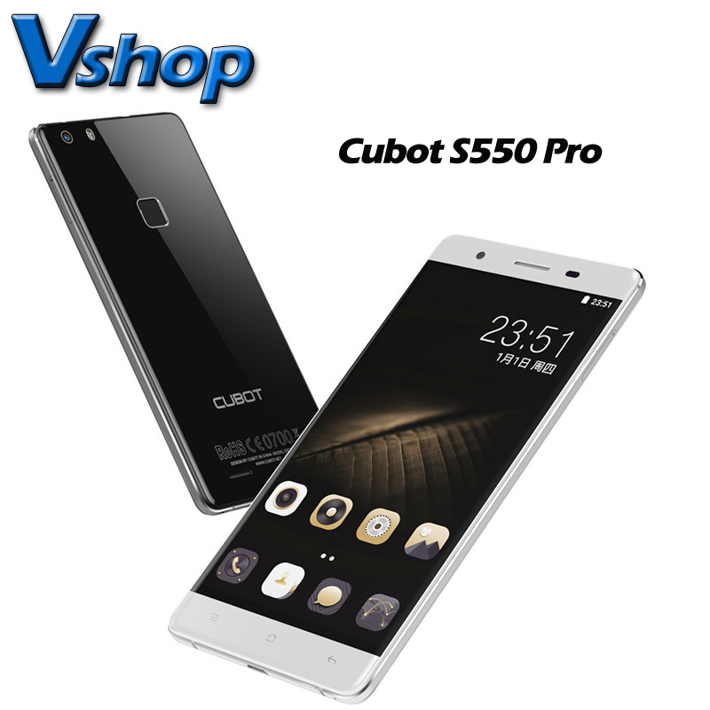 Cubot S550 Pro Metal Shell 3GB RAM 16GB ROM Android 5.1 4G LTE Smartphone 5.5 inch MTK6735 Quad Core Support OTG Dual SIM Phones(China (Mainland))