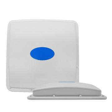 8dbi RFID Circular Polarized UHF Antenna/external outdoor UHF RFID Antenna, 860-960MHz, 8dBi, Circular Polarization<br><br>Aliexpress