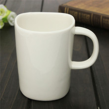 2015 Newest Design 250ML unique Ceramic Mug White Tea Biscuits Milk Dessert Cup Tea Cup coffee