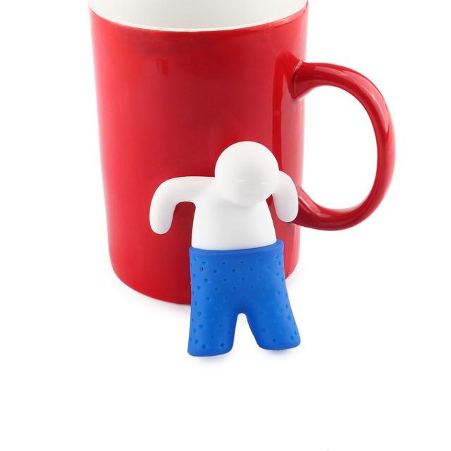 Cute Mr Tea Infuser / Tea Strainer