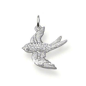 2015 New Sale Trendy Women Jewelry Gorjuss Free Shipping Hot Selling Charm Ts Factory Price Ts0562 The Swallow Pendant