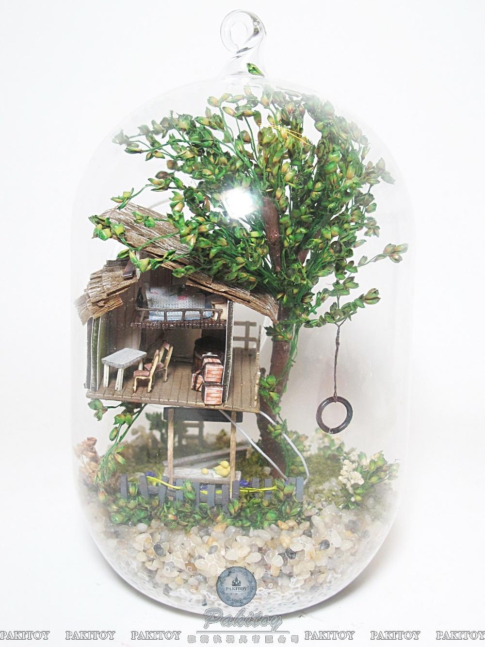 Pakitoy DIY Glass Ball Doll