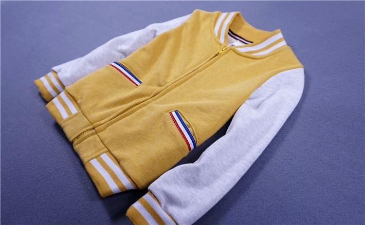 Куртка для мальчиков Spring autumn boys girls baseball jackets coats Casaco Infantil ACT14223