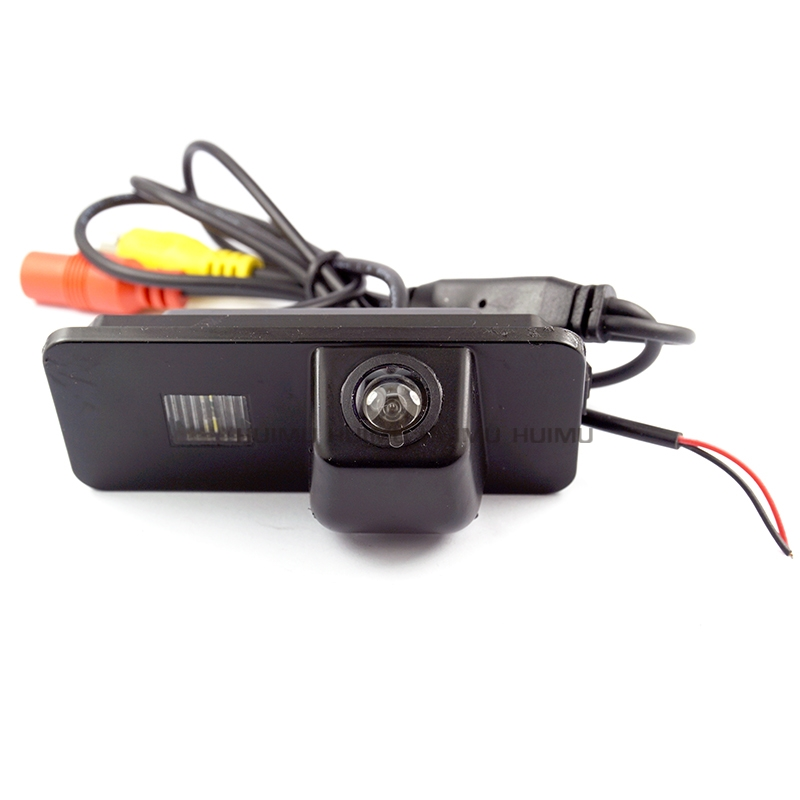 for SONY CCD Car Rear view Camera For vw golf R Cabriolet GTI Fender R-Line Volkswagen Magotan Audi R8 2010-2014(China (Mainland))