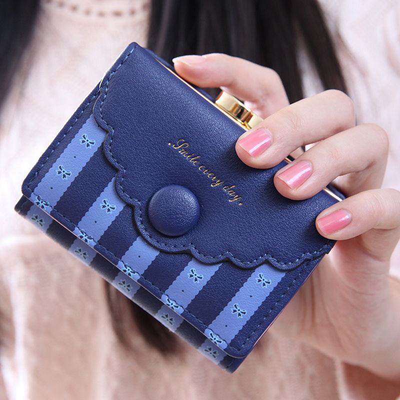 Free shipping Women Wallet clip and purses sailor moon wallet Wristlet Portefeuille Handbags Carteira Five colors(China (Mainland))