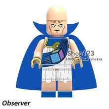 Marvel Super Heroes Homem De Ferro Do Homem Aranha Homem Árvore X0194 SuperHeroes Bloco Blocos de Construção de Tijolos Brinquedos para As Crianças(China)
