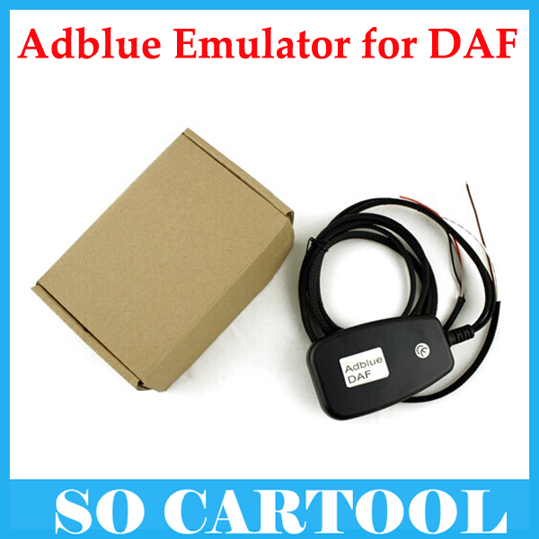 Truck/Buses/Heavy Vehicles Diagnostic Tool Adblue Emulator for DAF Free Shipping(China (Mainland))