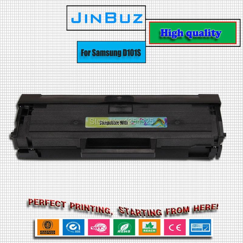 Compatible MLT-D101S toner cartridge For Samsung 101S ML-2161/ML-2162G/ML-2166W/SCX-3401/SCX-3406W toner Grade A+ JinBuz<br><br>Aliexpress