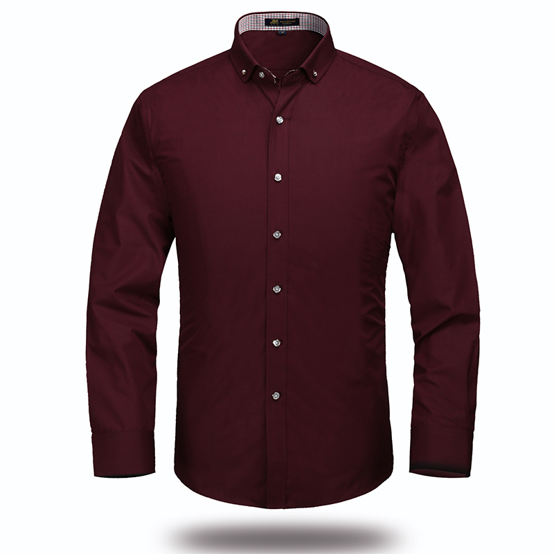 Cheap Mens Long Sleeve Button Down Shirts
