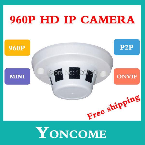 H.264 HD960P 1.3MP ONVIF Compliant mini ip Camera Securiy HD Network CCTV Mega pixel indoor Network, - Shenzhen Yoncome Security Video Co.,Ltd store