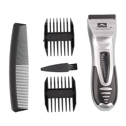 Free Shipping Travel Adjustable Children/Adult Charging Haircut Machine Hair Clippers Trimmer Home Cutting(China (Mainland))