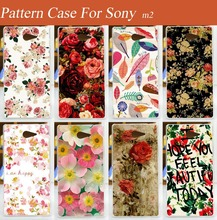 Buy Sony Xperia M2 case /New Painting Hard PC Plastic Phone Case Sony Xperia M2 S50h Dual D2303 D2306 / Sony M2 S50H for $1.30 in AliExpress store