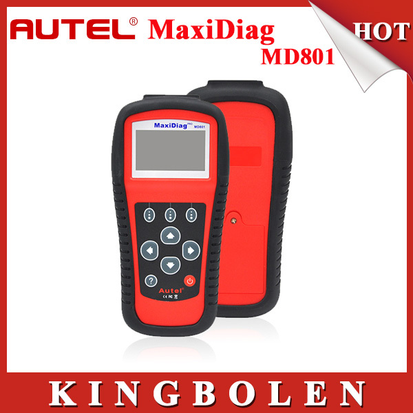 2015 New Arrival Multi-Functional Scan Tool AUTEL MaxiDiag Pro MD801 4 in 1 Code Scanner MD 801 = JP701+EU702 +US703 +FR704(China (Mainland))
