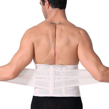 braces & supports,lumbar protector posture corrector,losing abdominal fat,waist support belt,waist cincher lose weight