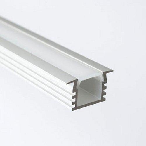 Deep Flush Mount Aluminum LED Strip Light Profile Housing LED Cabinet Linear