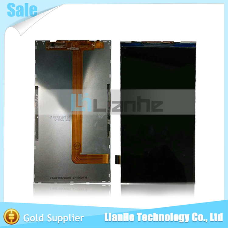 Full Tested Mobile Phone Replacement for Wiko Slide Lcd Screen Display Repair Parts Free Shipping(China (Mainland))