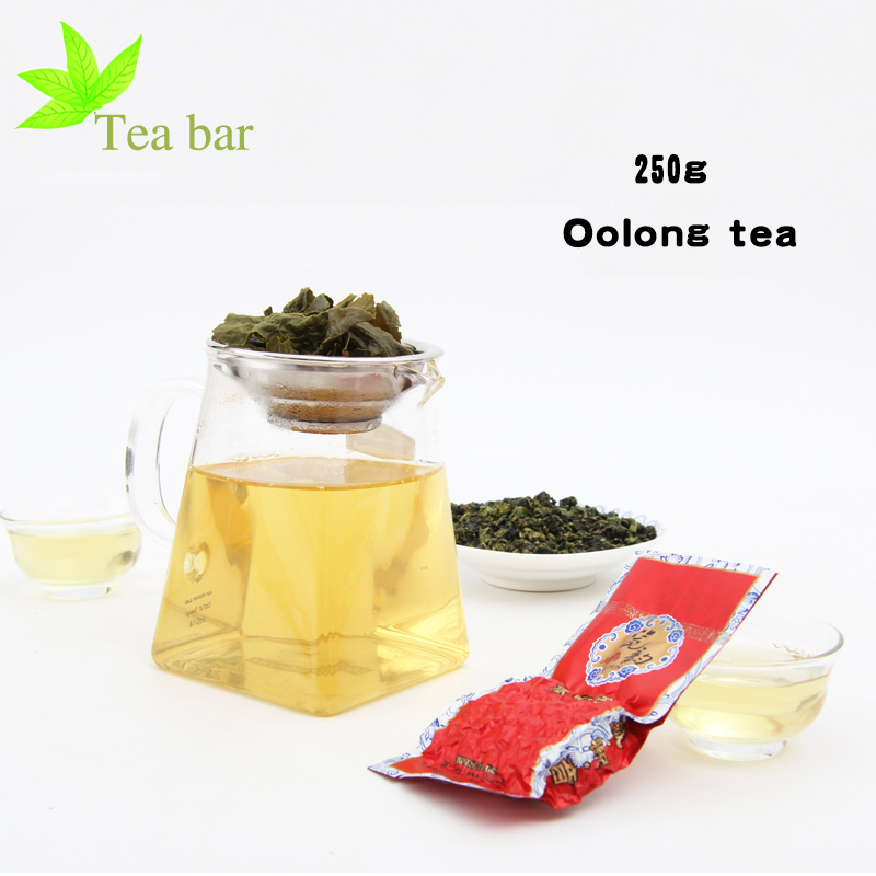 tikuanyin tea 250g Top Grade New Arrival Chinese Organic Health food oolong tea Health Care Lose