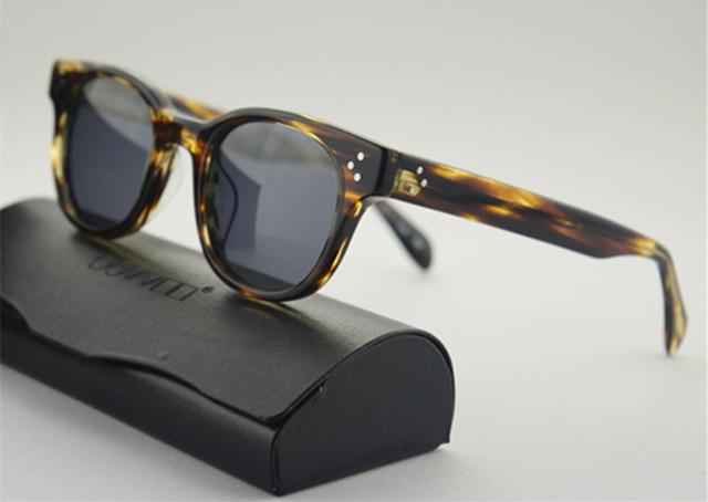 Известных женщин дизайнер солнцезащитные очки мужчины оливер народов Afton солнцезащитные ...