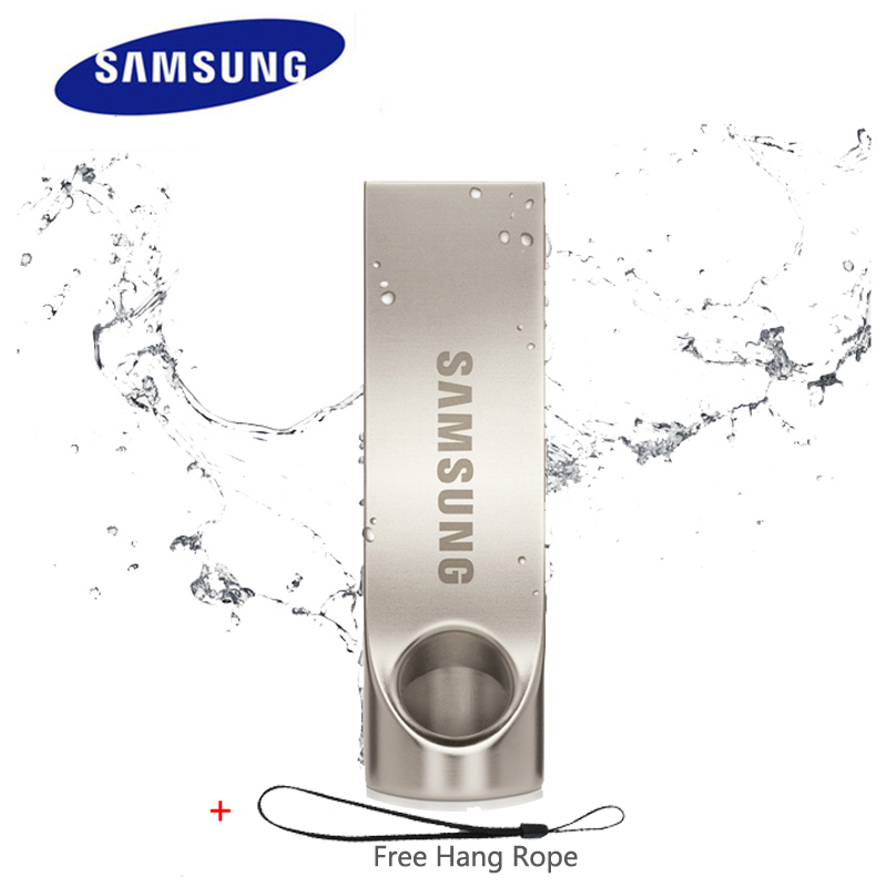 Original SAMSUNG USB Flash Drive USB 3.0 Pen Drive 16gb 32gb 64gb Pendrive Stick stock business gift with logo usb(China (Mainland))