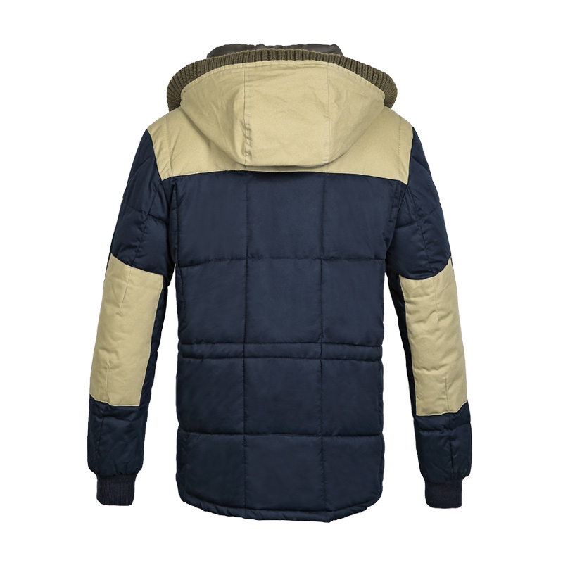 Viishow Parka Coat Men Winter Duck Down Jacket Men Coats 2015 Brand Hoody Coats Outdoor Warm