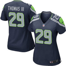Top quality Marshawn Lynch Russell Wilson Richard Sherman Tyler Lockett Kam Chancellor Bobby Wagner for woemn Seahawk(China (Mainland))