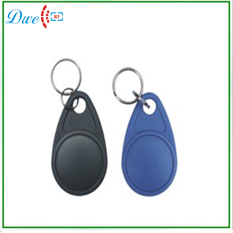 Brand New Readable RFID 125Khz Proximity ID Card Token Tag Key Keyfobs Key Fobs Chain<br><br>Aliexpress