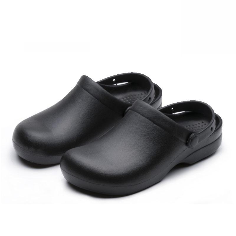 Zapatos de trabajo de la cocina compra lotes baratos de zapatos de trabajo de la cocina de - Zapatos antideslizantes cocina ...