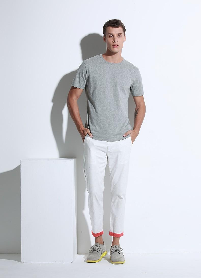 HTB1 ecNIXXXXXaSXXXXq6xXFXXXm - Pioneer Camp t shirt men brand clothing summer solid t-shirt male casual tshirt fashion mens short sleeve plus size 4XL