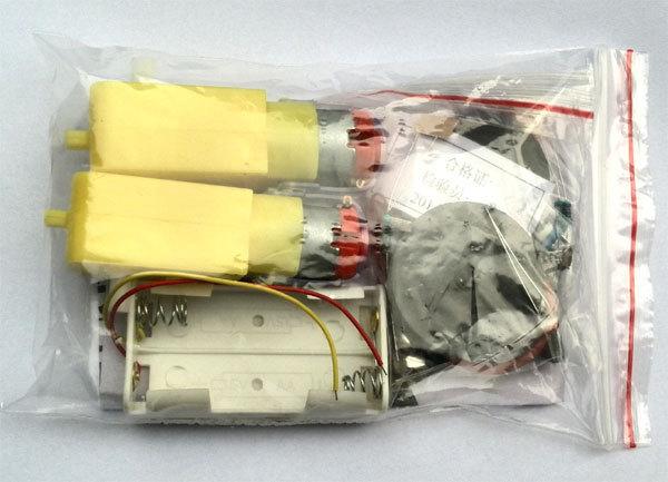 Electronic Kits For Assembly : Wholesale electronic assembly kits robot diy