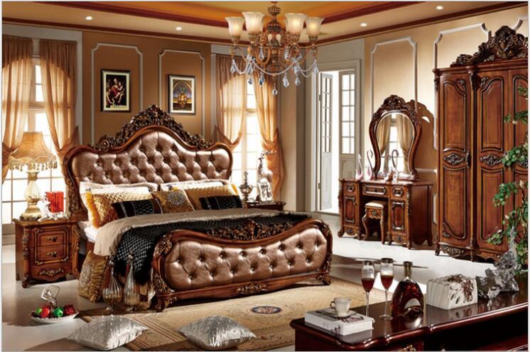 ... slaapkamer set uit China amerikaanse slaapkamer set Groothandel