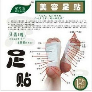 Free Shipping, Slim Patch Weight Loss 100pcs + 1 pair Magnetic Silicon Foot Massage Toe Ring Weight Loss