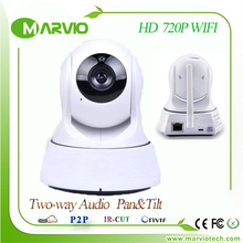 Best Selling, 720P infrared Night Vision wifi ip camera cctv home security alarm system ipcamera cameras P2P cloud, Free Shiping(China (Mainland))