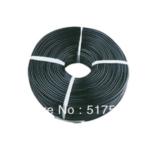 Garden hose 200m-roll 1/4'green and soft hose 4/7mm use in water irrigation dripper pipe high quality water hose(China (Mainland))