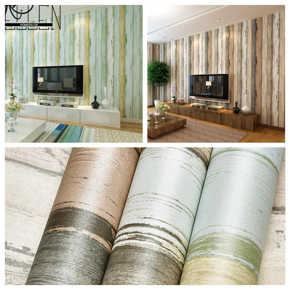 Mediterranean Striped Wallpaper 3 Colors Wall Papers Home Decor for Living Room Boy Bedroom(China (Mainland))