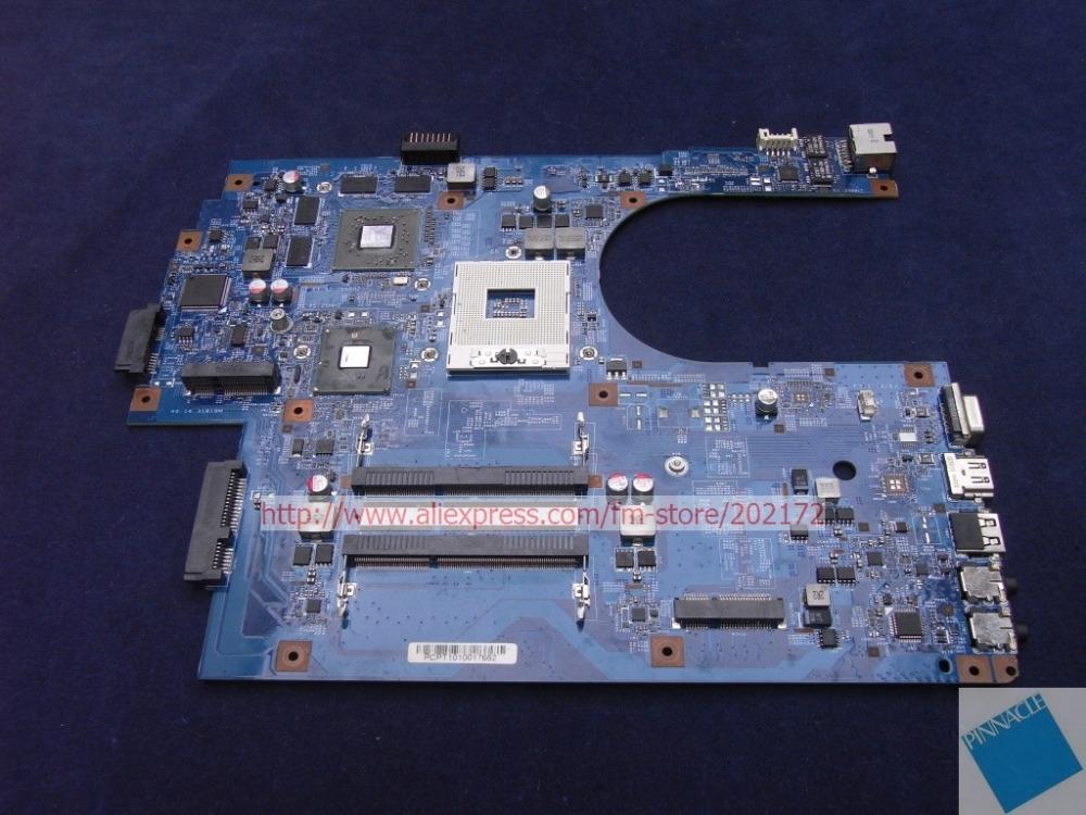 Laptop Motherboard FOR  ACER Aspire 7741 7741Z 7741G 7741ZG MB.PT101.001 (MBPT101001) JE70-CP 48.4HN01.01M 100% TSTED GOOD