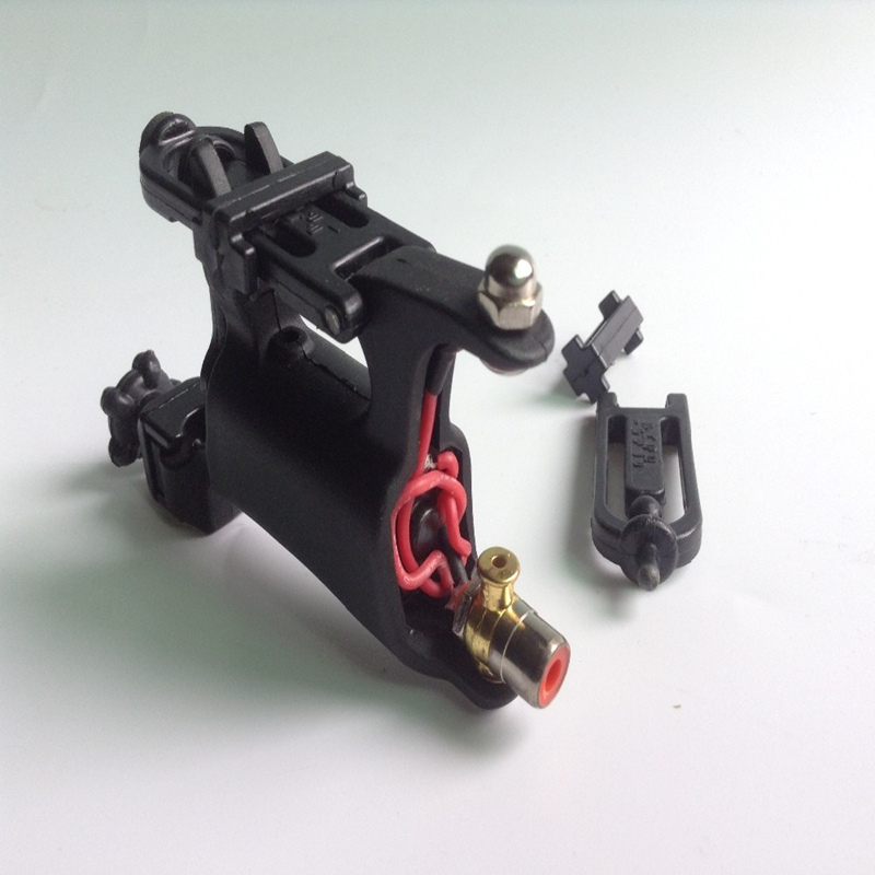 2016 New Black Butterfly Rotary Tattoo Machine Butterfly For Shader Liner Swashdrive Whip Dragonfly Tattoo Machine Free Shipping(China (Mainland))