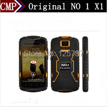 DHL Fast Delivery NO 1 X1 X-Men IP68 Cell Phone Android 4.4 5 Inch 1280X720 1GB Ram 8GB ROM 13.0MP 3300Mah Waterproof Shockproof(China (Mainland))