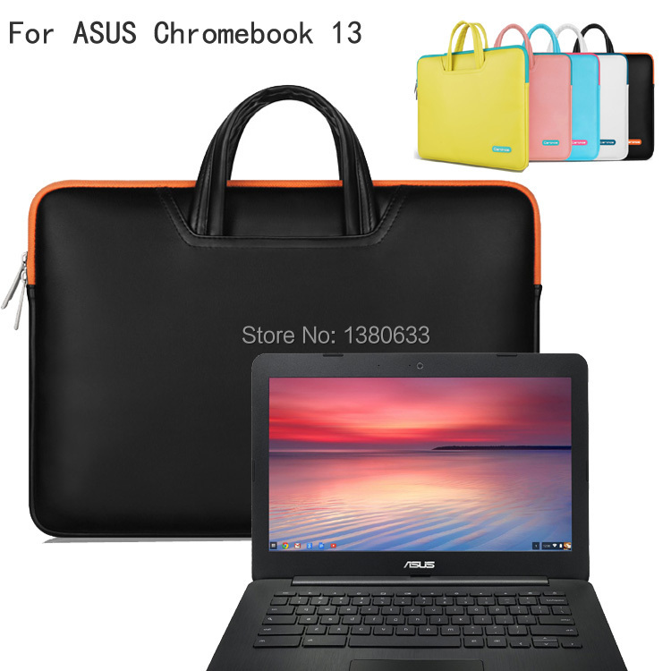 For ASUS Chromebook 13 C300MA 13-Inch Laptop PU Lovely Shockproof Waterproof /Notebook Sleeve Carry Case Briefcase Messenger Bag<br><br>Aliexpress