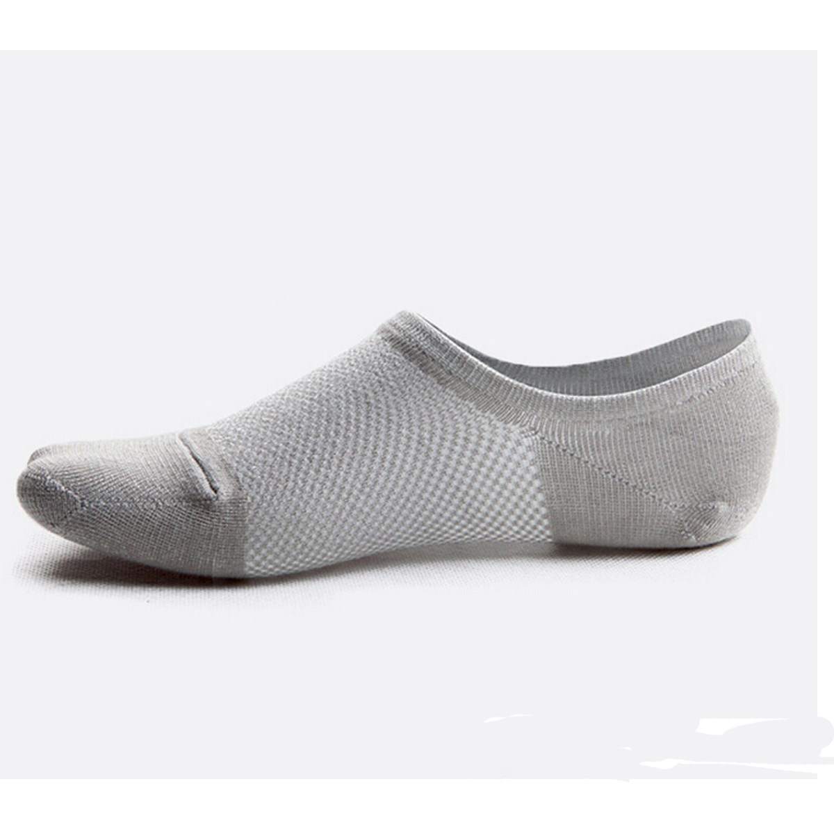 10 Kinds Style Casual Socks For Male Breathable Cotton Men Non Slip Short Bamboo Fiber Socks