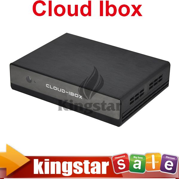 Mini Satellite Receiver Cloud ibox original dvb-s2 Mini Vu Solo IPTV+Youtube streaming channel Cloud I-BOX Free Fast Shipping(China (Mainland))
