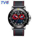 relogio masculino TVG 2016 Original New Brand Men s Watch Leather Quartz Watches Men Sports Watch